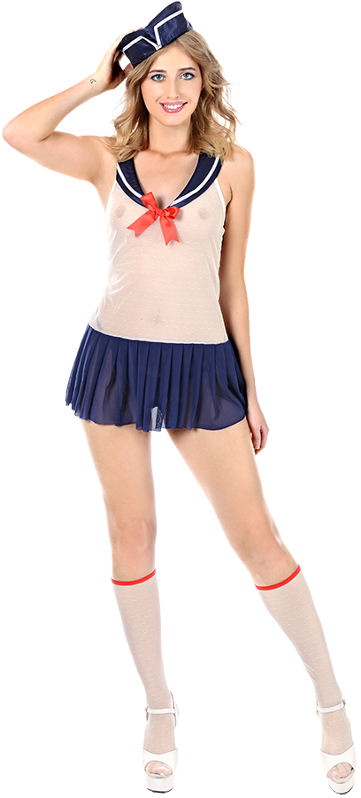 Minori Let's Set Sail istripper model